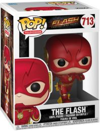 Figurine Funko Pop Flash [DC]  #713 Flash