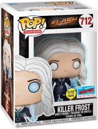 Figurine Funko Pop Flash [DC]  #712 Killer Frost - Brillant dans le noir