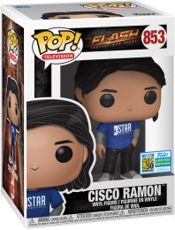 Figurine Funko Pop Flash [DC]  #853 Cisco Ramon