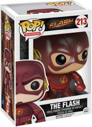 Figurine Funko Pop Flash [DC]  #213 Flash