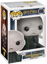 Figurine Funko Pop Harry Potter 5861 - Lord Voldemort (06) pas chère