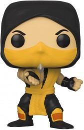 Figurine Funko Pop Mortal Kombat # Scorpion
