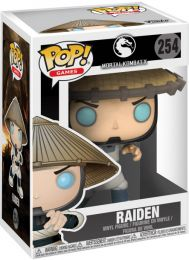 Figurine Funko Pop Mortal Kombat #254 Raiden