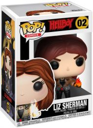 Figurine Funko Pop Hellboy #2 Liz Sherman
