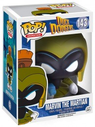 Figurine Funko Pop Looney Tunes #143 Marvin le Martien