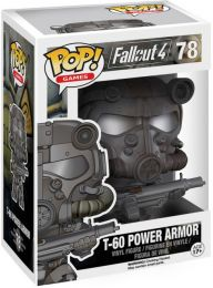 Figurine Funko Pop Fallout #78 T-60 Power Armor