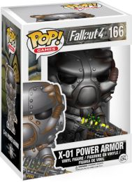 Figurine Funko Pop Fallout #166 X-01 Power Armor