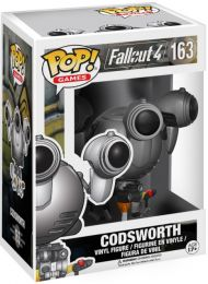 Figurine Funko Pop Fallout #163 Codsworth