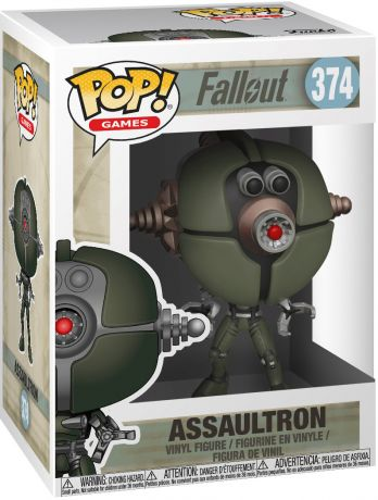 Figurine Funko Pop Fallout #374 Assaultron