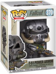 Figurine Funko Pop Fallout #370 T-51 Power Armor