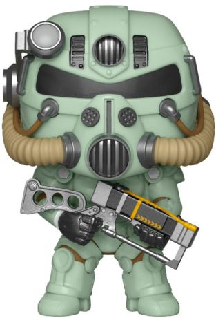 Figurine Funko Pop Fallout #481 T-51 Power Armor