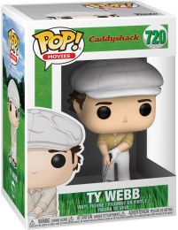 Figurine Funko Pop Le Golf en folie #720 Ty Webb