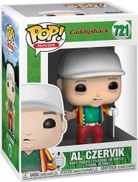 Figurine Funko Pop Le Golf en folie #721 Al Czervik