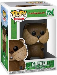 Figurine Funko Pop Le Golf en folie #724 Gopher