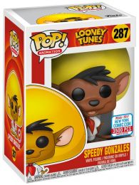 Figurine Funko Pop Looney Tunes #287 Speedy Gonzales