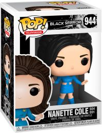 Figurine Funko Pop Black Mirror #944 Nanette Cole