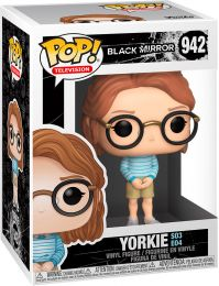 Figurine Funko Pop Black Mirror #942 Yorkie