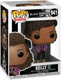 Figurine Funko Pop Black Mirror #941 Kelly