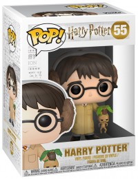 Figurine Funko Pop Harry Potter 29496 - Harry Potter Herbologie (55) pas chère