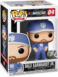 Figurine Funko Pop Nascar #4 Dale Earnhardt Jr.