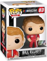Figurine Funko Pop Nascar #3 Bill Elliott