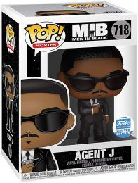 Figurine Funko Pop Men in Black [Marvel] #718 Agent J