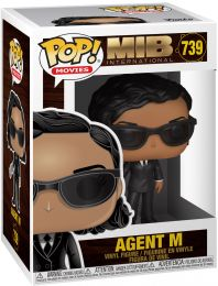 Figurine Funko Pop Men in Black [Marvel] #739 Agent M
