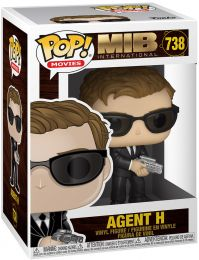 Figurine Funko Pop Men in Black [Marvel] #738 Agent H