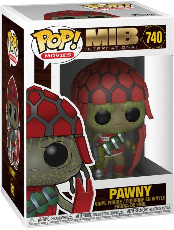 Figurine Funko Pop Men in Black [Marvel] #740 Pawny