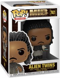 Figurine Funko Pop Men in Black [Marvel] #741 Alien Jumeaux