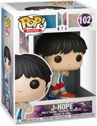 Figurine Funko Pop BTS #102 J-Hope