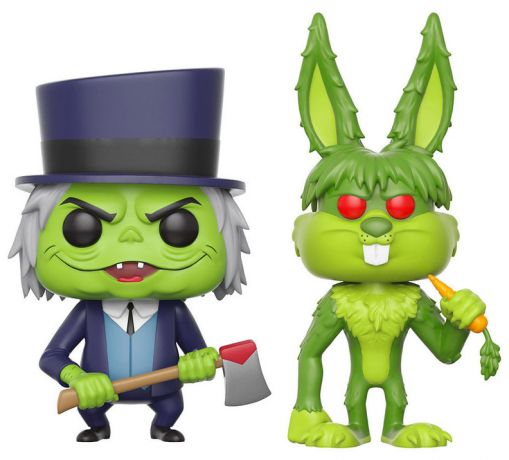 Figurine Funko Pop Looney Tunes #00 Mr. Hyde & Bugs Bunny - 2 Pack