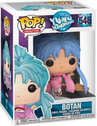 Figurine Funko Pop Ghost Files Yu Yu Hakusho #546 Botan