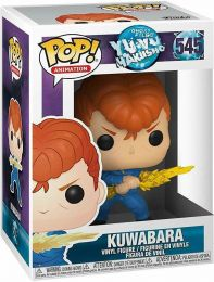 Figurine Funko Pop Ghost Files Yu Yu Hakusho #545 Kuwabara