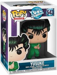 Figurine Funko Pop Ghost Files Yu Yu Hakusho #543 Yusuke