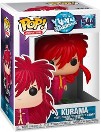 Figurine Funko Pop Ghost Files Yu Yu Hakusho #544 Kurama