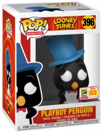Figurine Funko Pop Looney Tunes #396 Playboy Penguin