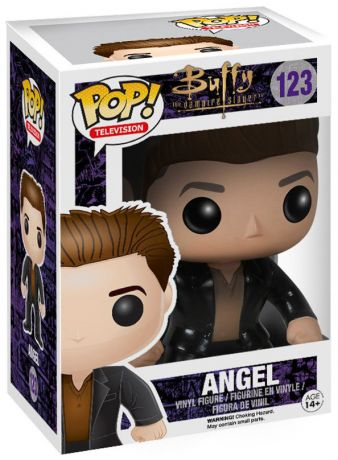 Figurine Funko Pop Buffy contre les vampires #123 Angel
