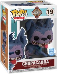 Figurine Funko Pop Mythes et Légendes #19 Chupacabra