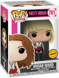 Figurine Funko Pop Pretty Woman #761 Vivian Ward [Chase]