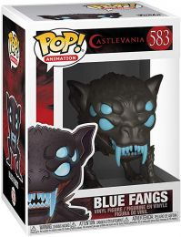 Figurine Funko Pop Castlevania #583 Blue Fangs