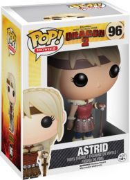 Figurine Funko Pop Dragons #96 Astrid
