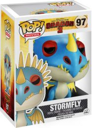 Figurine Funko Pop Dragons #97 Tempête