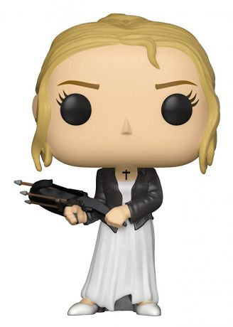 Figurine Funko Pop Buffy contre les vampires #594 Buffy - Arbalète
