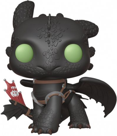 Figurine Funko Pop Dragons #686 Krokmou - 25 cm