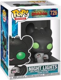 Figurine Funko Pop Dragons #726 Night Lights