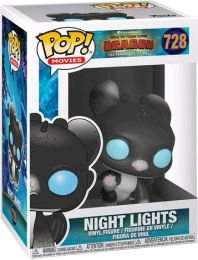 Figurine Funko Pop Dragons #728 Night Lights