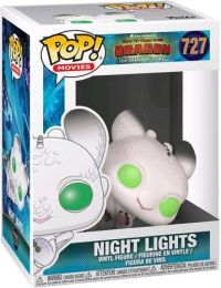 Figurine Funko Pop Dragons #727 Night Lights