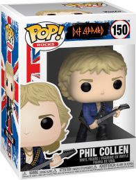 Figurine Funko Pop Def Leppard #150 Phil Collen