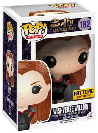 Figurine Funko Pop Buffy contre les vampires #182 Wishverse Willow